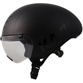 Kask Bambino Pro Cykelhjelm inkl. visir, matte black